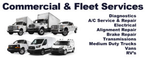 Commercial Fleet Repair Las Vegas